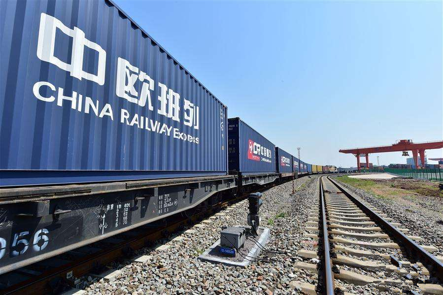 """Transportation during the """"container"""" crisis from China to Belarus"""